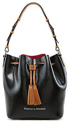909d9f54f019 Dooney   Bourke Siena Serena Drawstring Bucket Bag