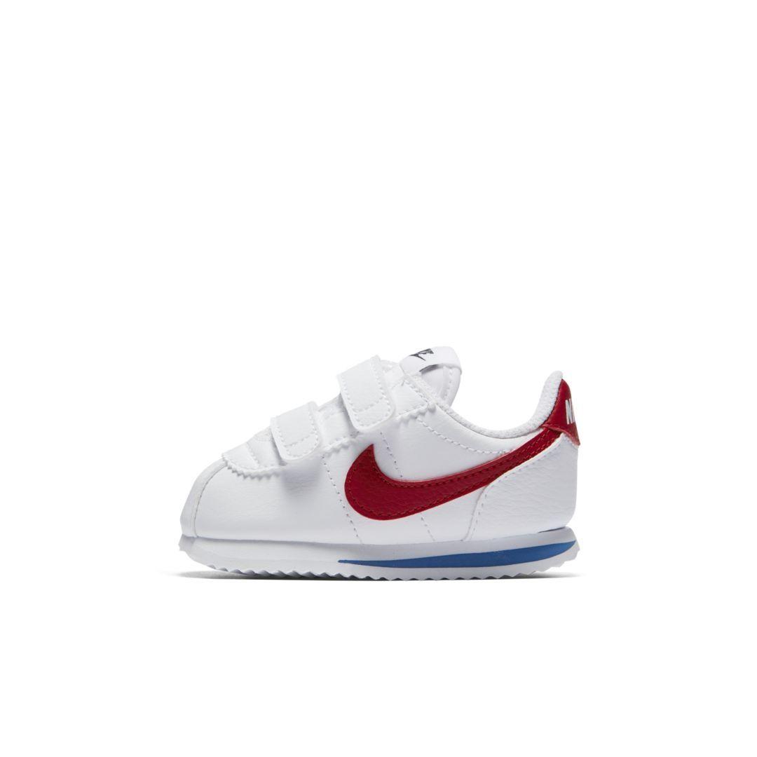 the best attitude b4833 a202a Nike Cortez Basic SL InfantToddler Shoe Size 9C (White)