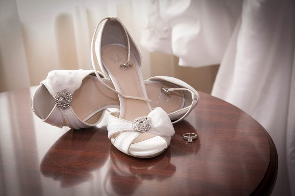 Disney's Glass Slipper Collection Shoes, Brian Delia Photography