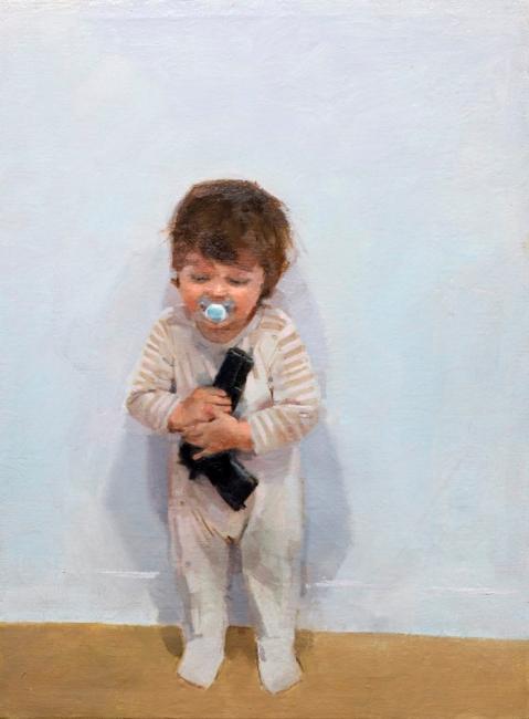 Carlos Tárdez 2019, Mitología de interior. En Galería Ansorena, Madrid | La Ventana del Arte | Galerías, Exposiciones, Mitología