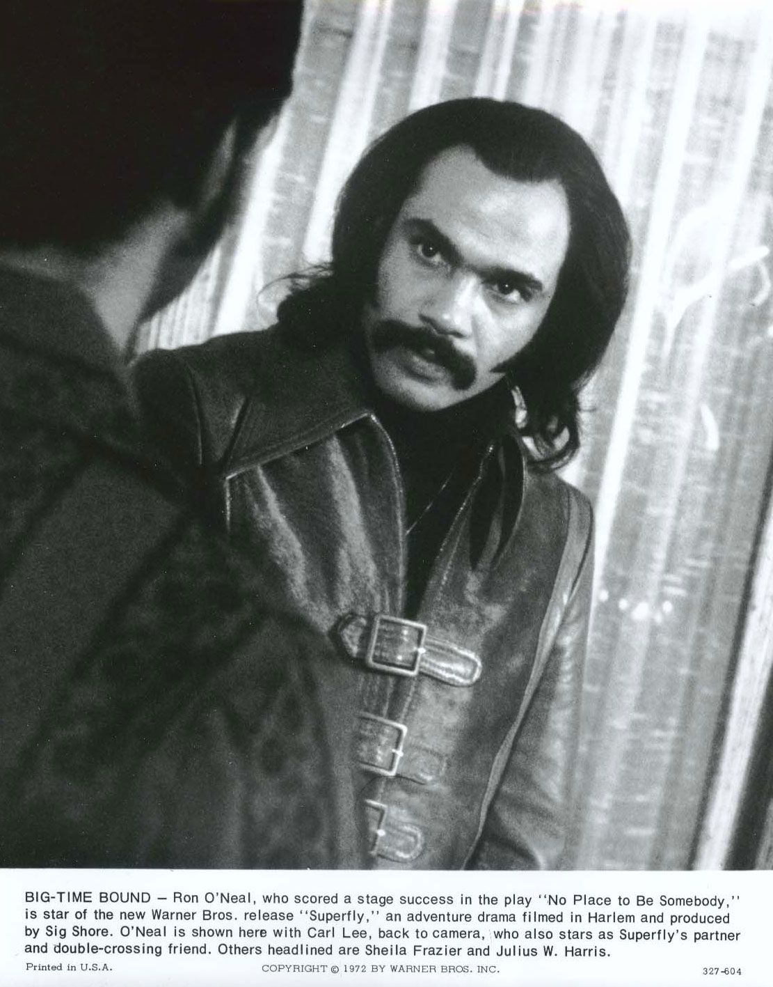 543bfa1c703 Ron O Neal in Superfly (1972)