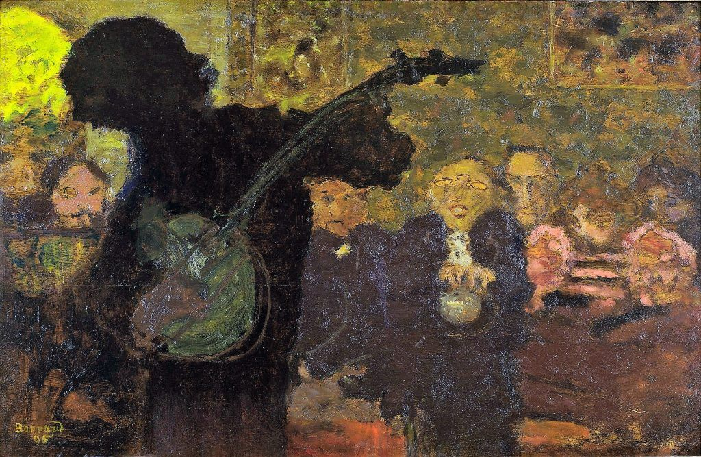 Epingle Sur Bonnard