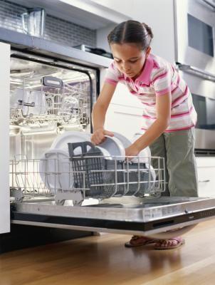 How To Adjust A Dishwasher Door Household Chores Chores Door Repair