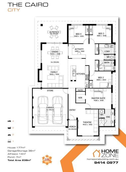 Home Zone - designs Planos Pinterest House, Building companies - plan maison france confort