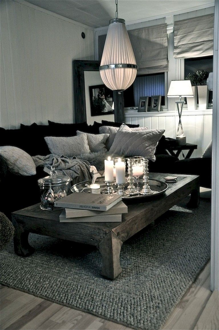 75 luxury apartment living room in black and white style on beautiful modern black white living room inspired id=94866