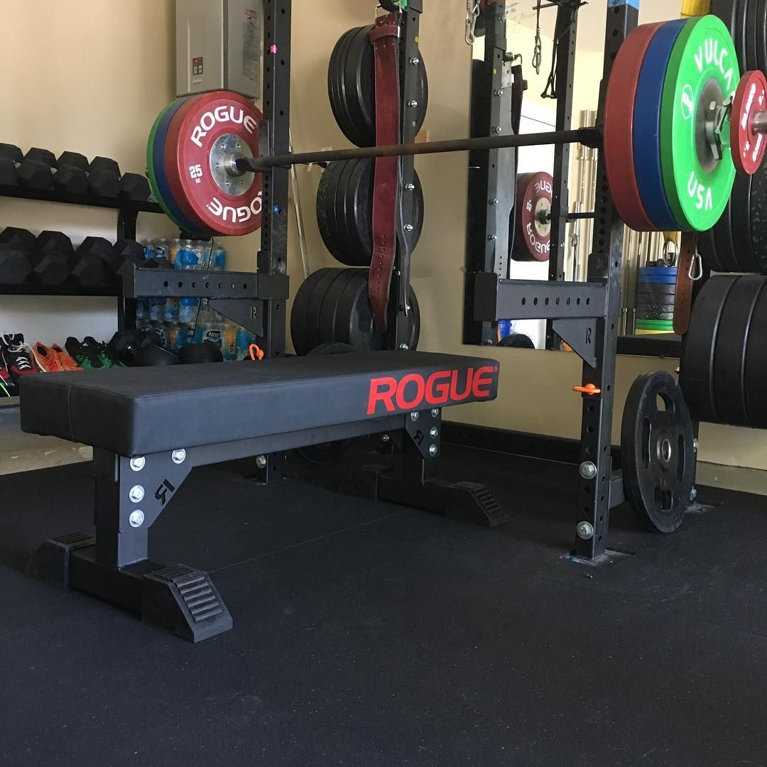 Pin by corey dorn on for the home garage gym gym build muscle