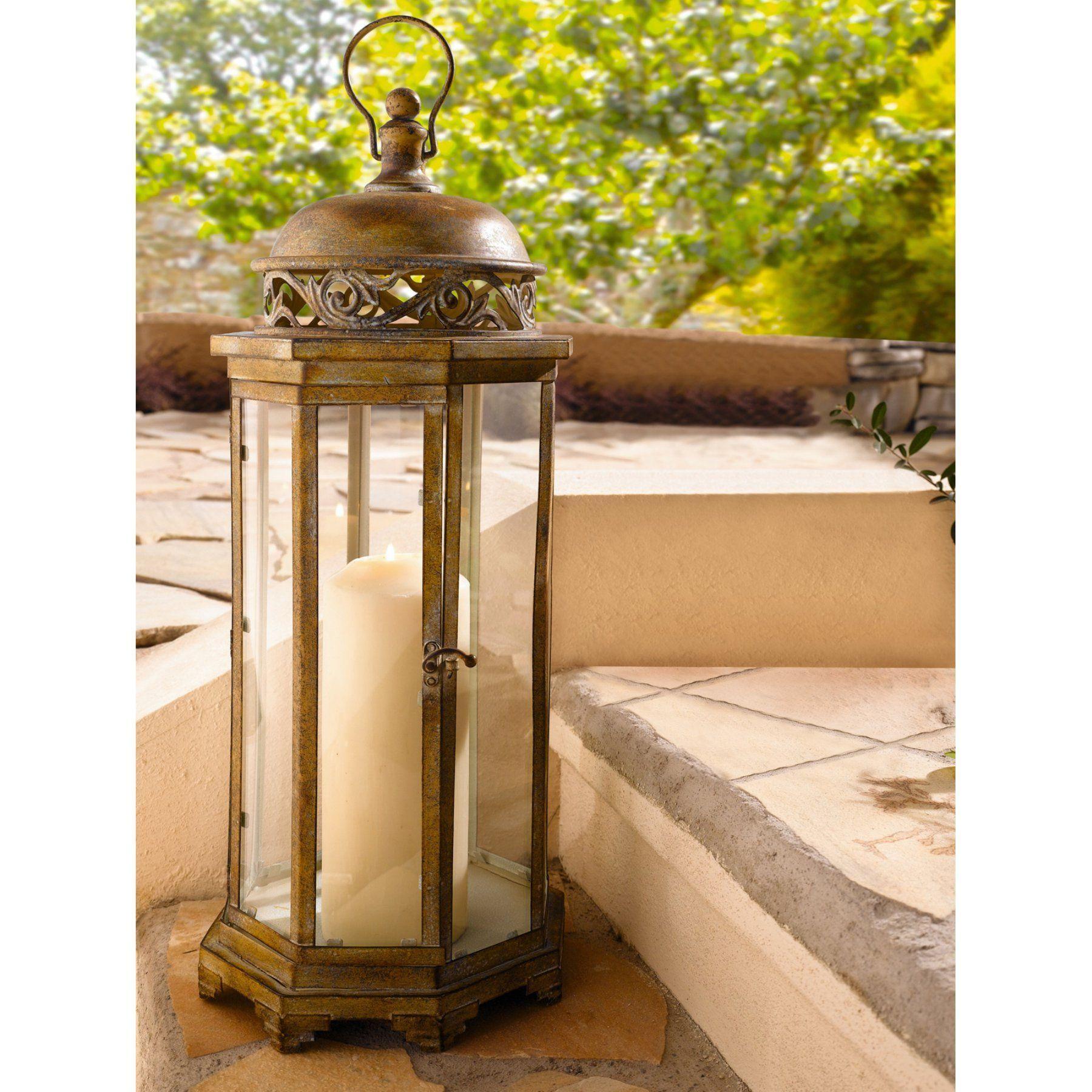 Hgc 24 4 In Moroccan Hanging Metal Lantern Outdoor Decorative Lanterns Hanging Candle Lanterns Metal Candle Lanterns