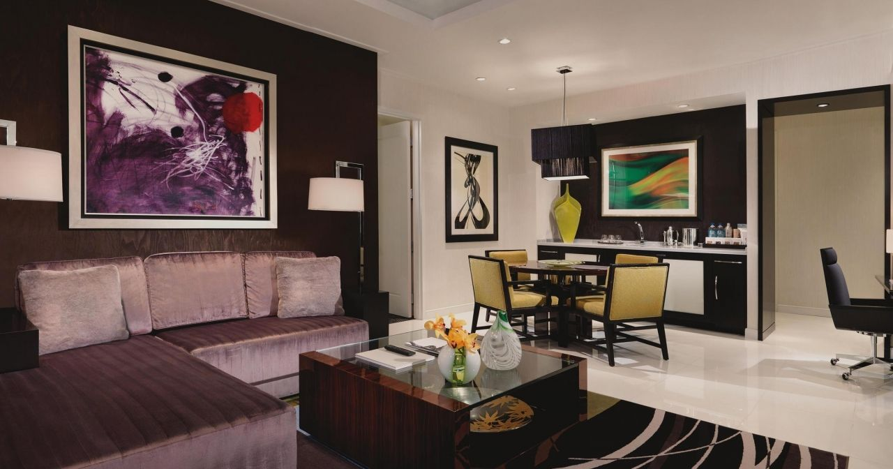 aria 2 bedroom suite.  Las Vegas Top 10 Romantic Hotels