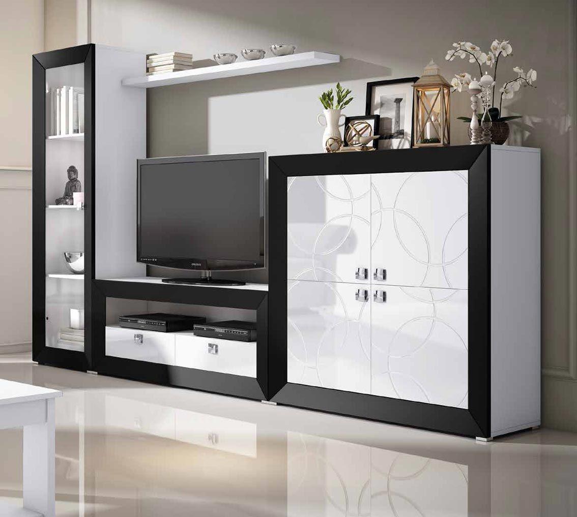 mueble de salon moderno