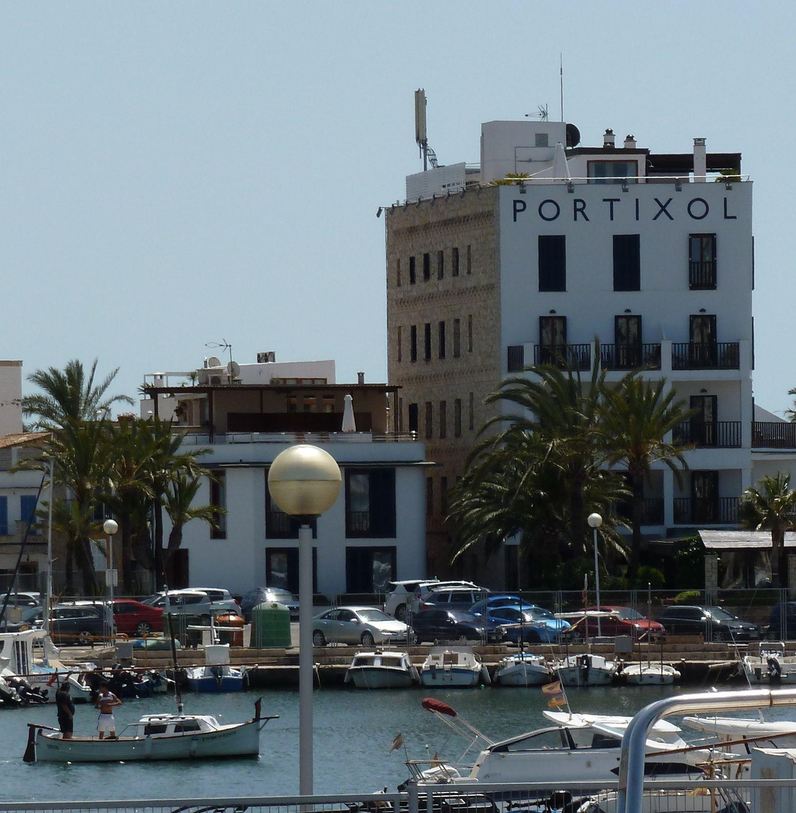 Port de Portixol.