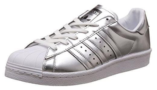 Adidas Sneaker SUPERSTAR W BB2271 Silber, Schuhgröße:39 13