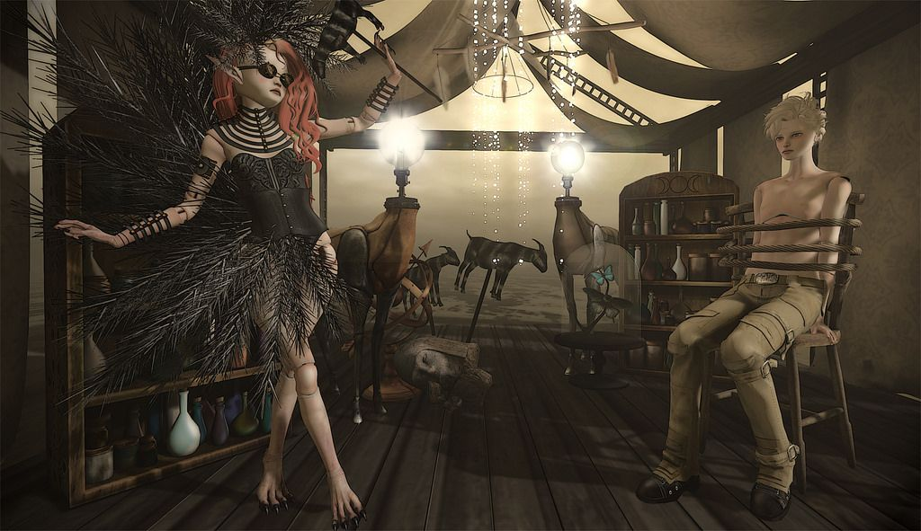 https://flic.kr/p/r2qrRZ | 05.04.15 - The Collector | Another pretty to add to my collection...  Location: home  Featuring new Zibska at The Instruments, MeshedUp at The Arena, Kalopsia at Uber and lots from We <3 Role-Play  Blogged here: rainbowsundae.wordpress.com/2015/04/05/the-collector/