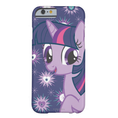 Twilight Sparkle, from My Little Pony: Friendship is Magic!