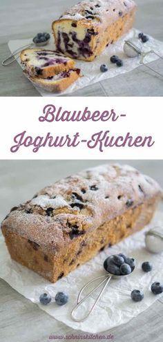 Photo of Schneller Blaubeer-Joghurt-Kuchen – Schnin's Kitchen