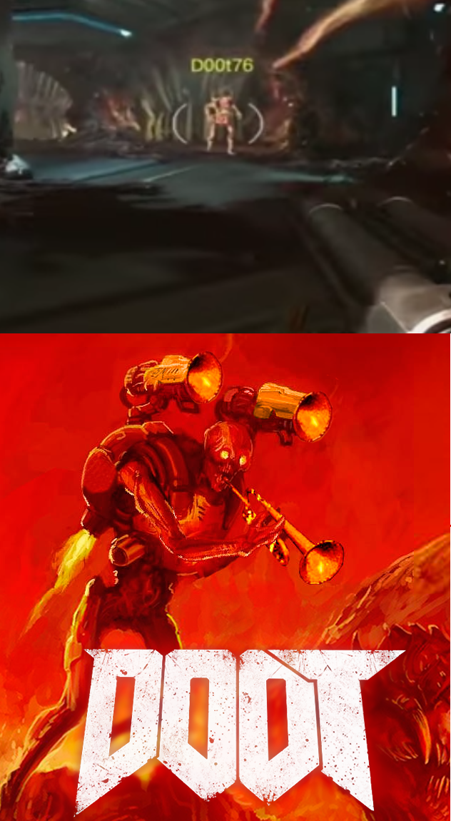 When They Revealed That You Can Invade Other Players In Doom