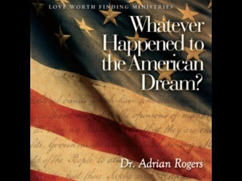 Adrian Rogers: The Politics of Pilgrims [#2133] (Audio)