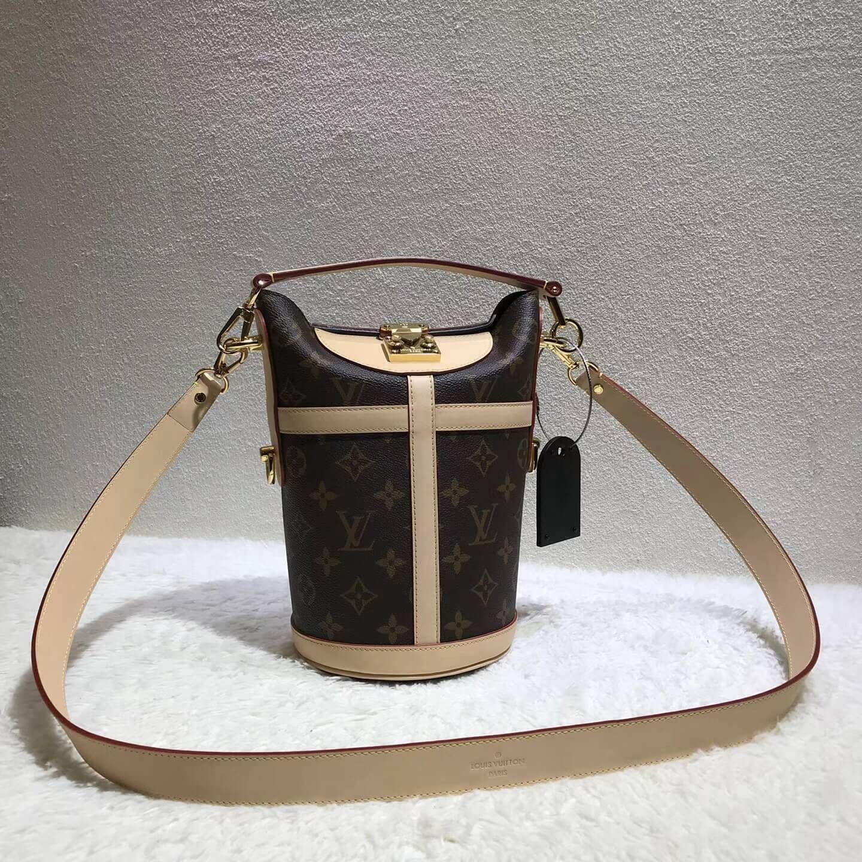 Louis Vuitton Monogram Canvas Bucket Bag 2018 Louis Vuitton Bucket Bag Bucket Bag Monogrammed Canvas Bag