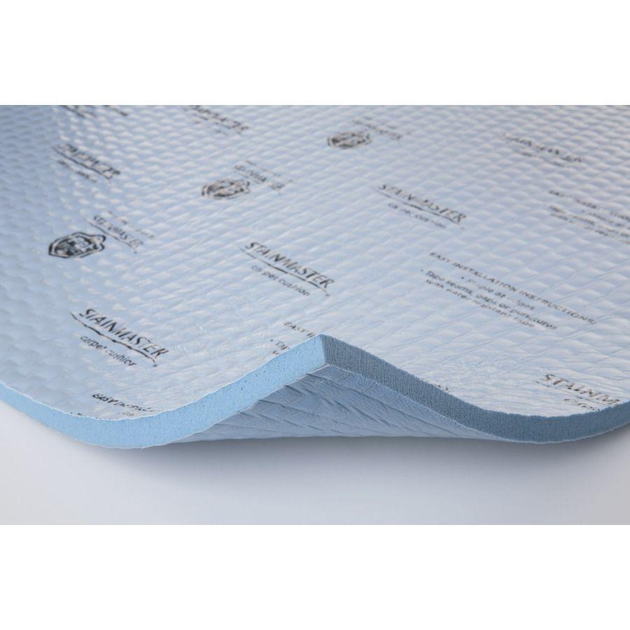 Shop Stainmaster 12 7mm Foam Carpet Padding At Lowes Com Carpet