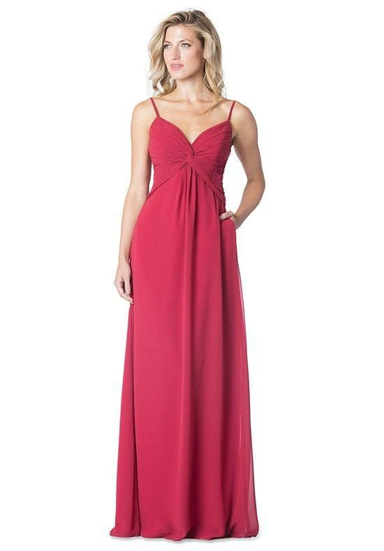 c828a5e8f5b5 Pin by The Knot on Bridesmaid Dresses