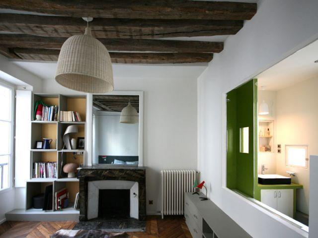 avant / après : rénovation d\'un appartement par Julie Alazard ...