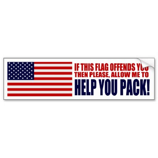 Bumper Stickers Usa