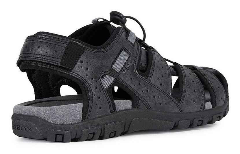 Geox »U Sandal Strada« Sandale mit praktischem Schnellverschluss