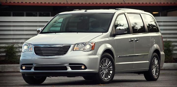 Chrysler Town Country Limited 2012 Chrysler Town And Country
