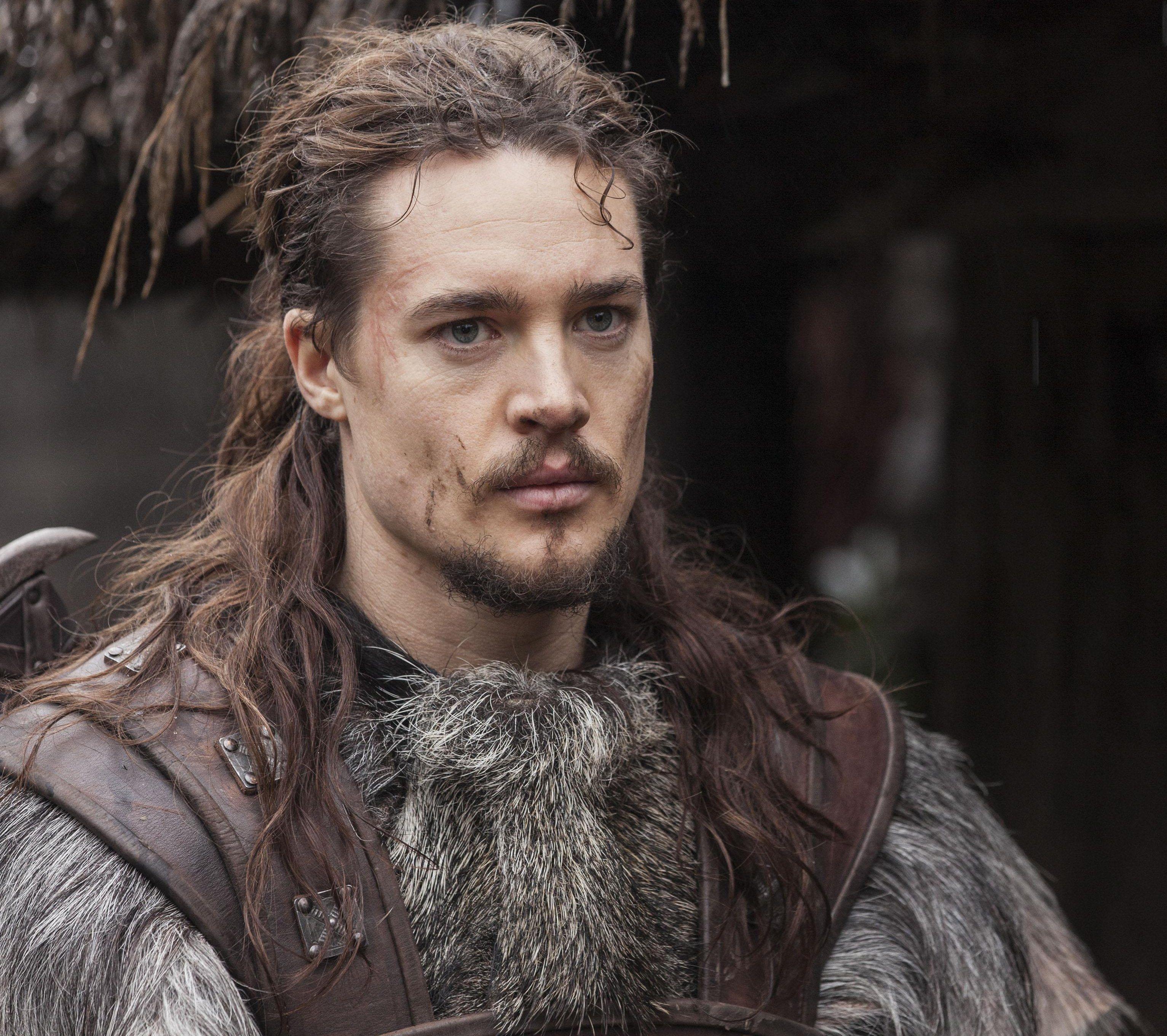 Alexander Dreymon As Uhtred Of Bebbanburg In The Last Kingdom Season 1 Http Www Imdb Com Title The Last Kingdom Alexander Dreymon The Last Kingdom Series