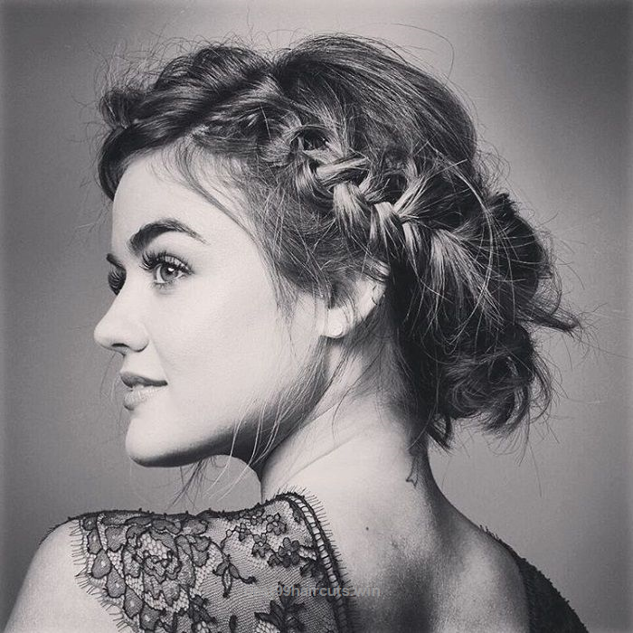 21 Most Outstanding Braided Wedding Hairstyles: I'm Pretty Excited To Share Beautiful 21 Wedding Updos