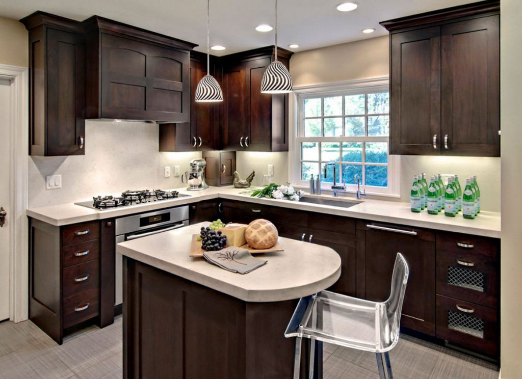 Kitchen Colour Schemes 10 Of The Best Interior Decorating Colors Kitchen Remodel Small Kitchen Design Small Kitchen Remodel Design