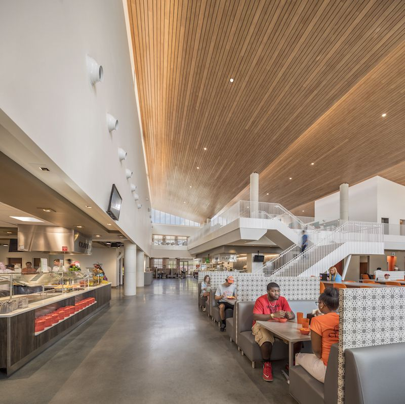 Chapel Of Food Becomes One Of Clemson S Go To Spaces On Campus