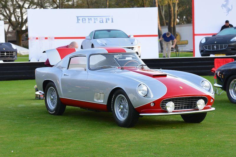 Ferrari 250 GT Tour de France Amelia island, Car show, Car