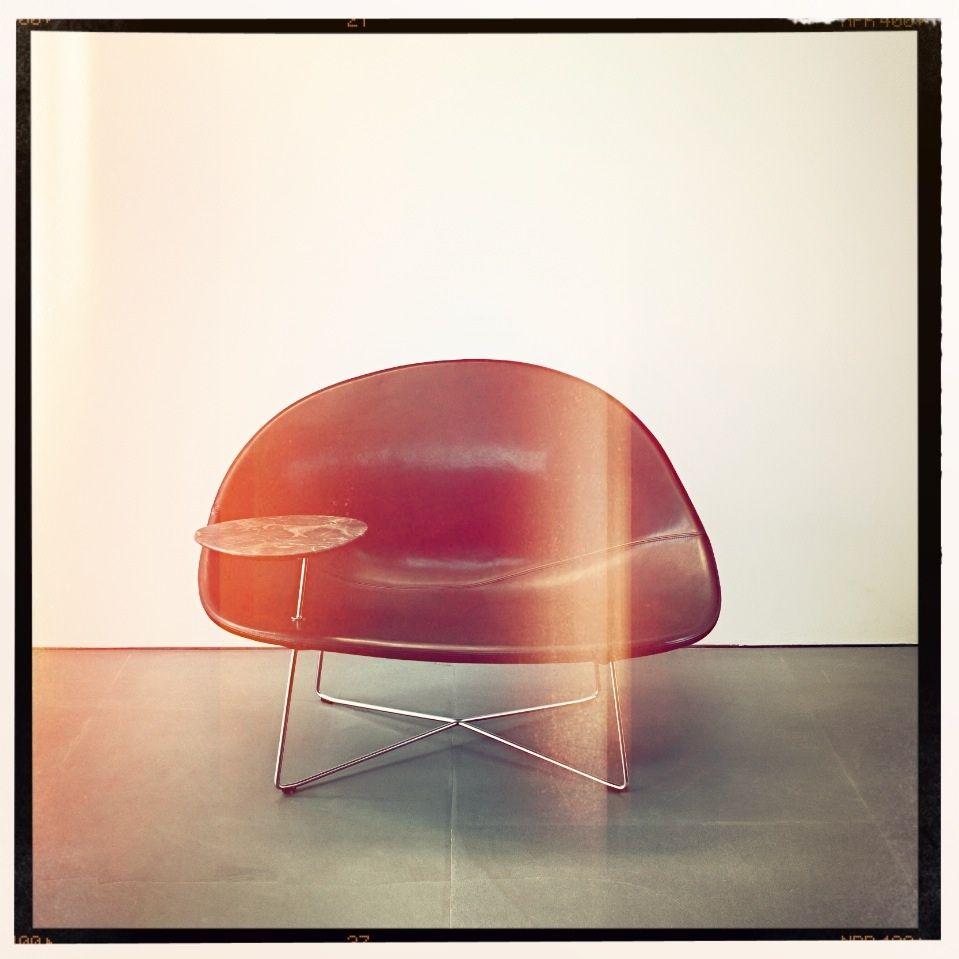Isola arm chair by Claesson, Koivisto and Rune for Tacchini @M #interiordesign