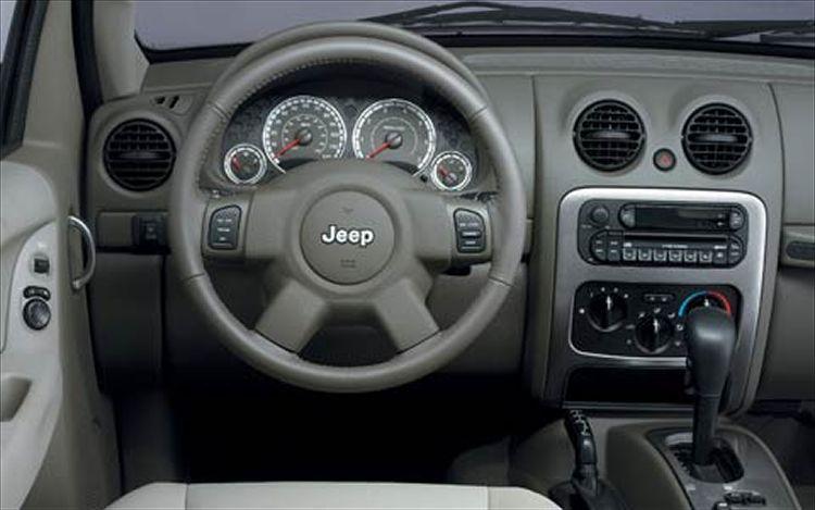 Jeep Kj Interior