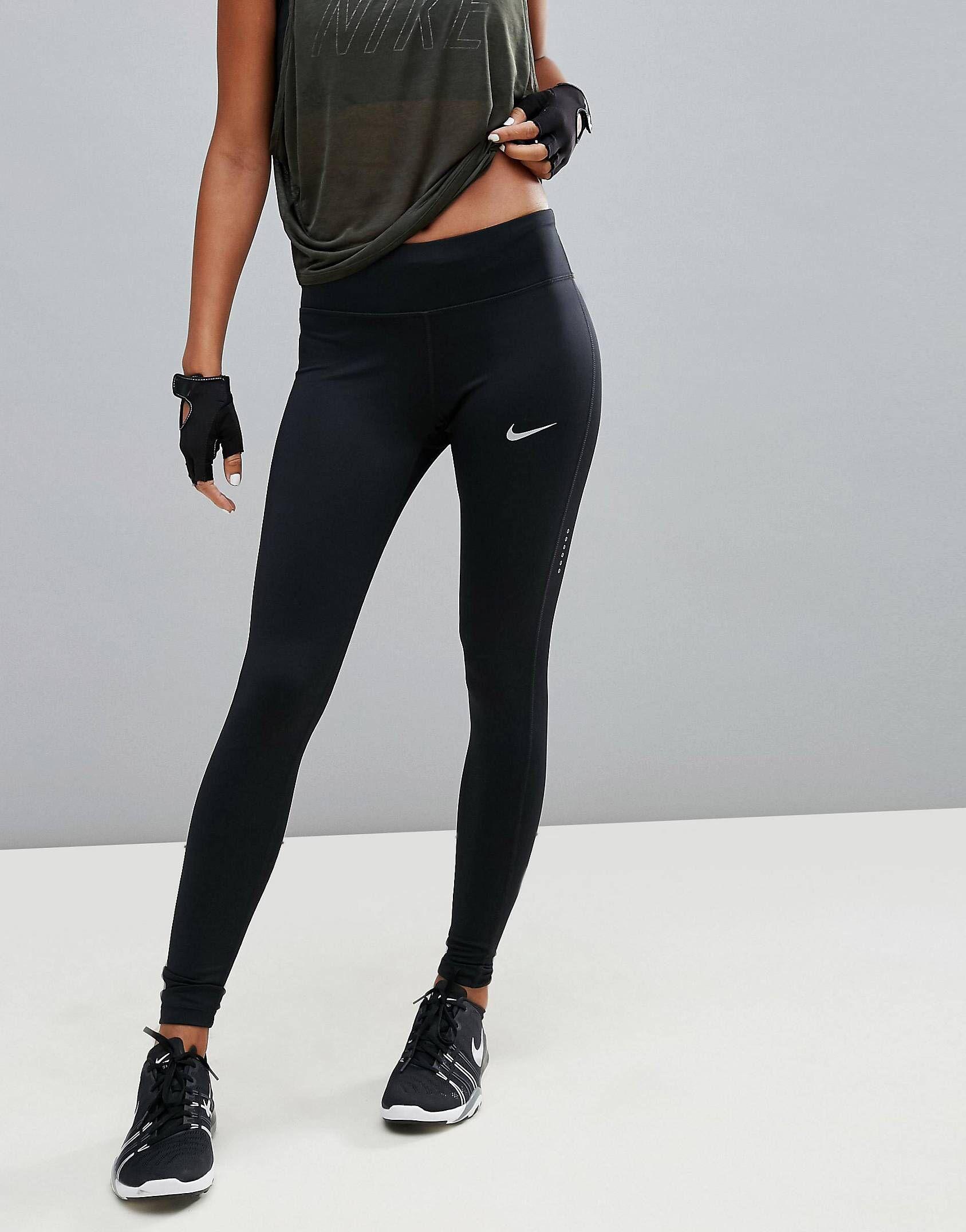 Nike Running Dri Fit Power Essential Collants | Nike