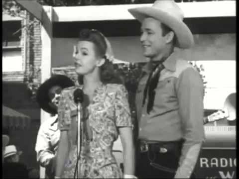 Lights of Old Santa Fe 1944) Roy Rogers