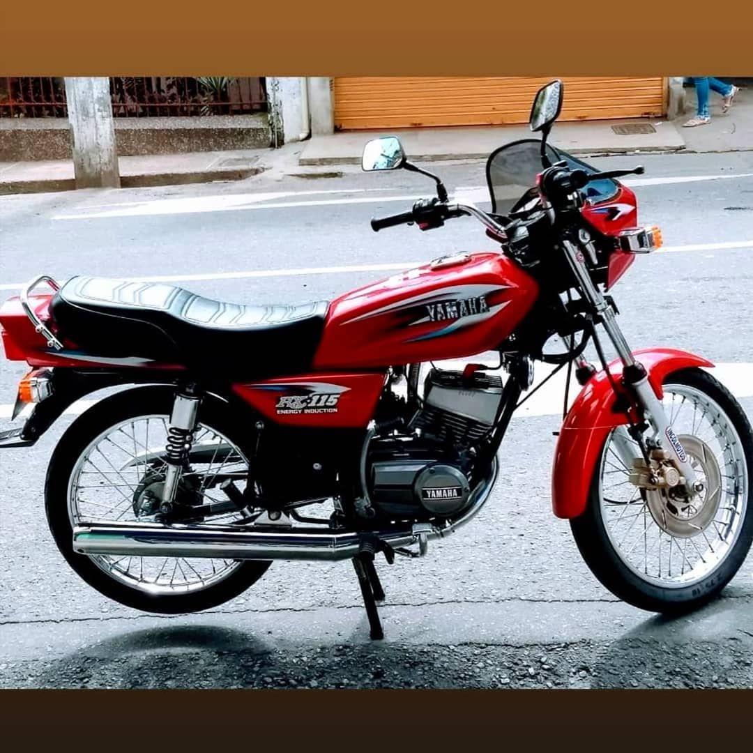 Pin En Moto
