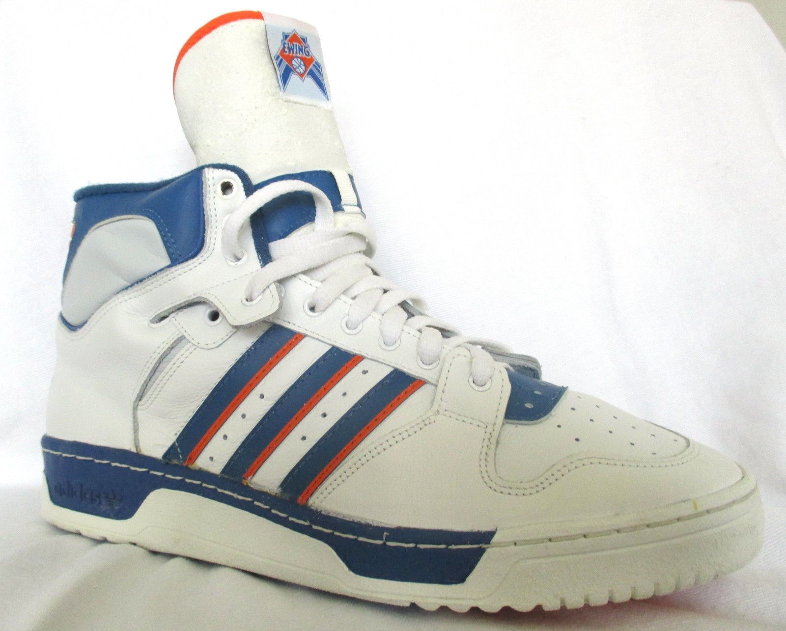 Original Vintage 1986 Patrick Ewing Adidas Conductor Shoes Deadstock with  Box OG | eBay