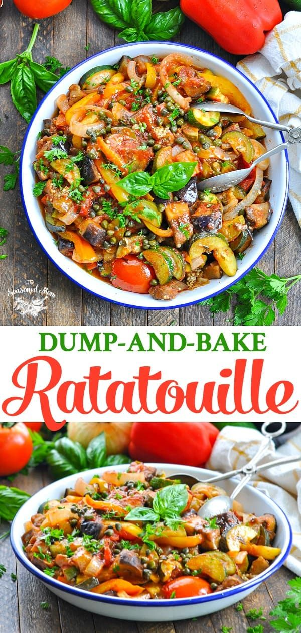 Dump-and-Bake Ratatouille images