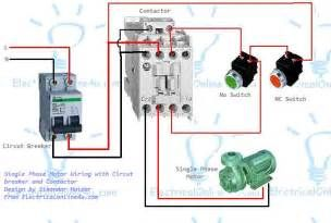 Image Result For 230v Single Phase To Contactor Comandos Eletricos Fiacao Eletrica Eletricidade