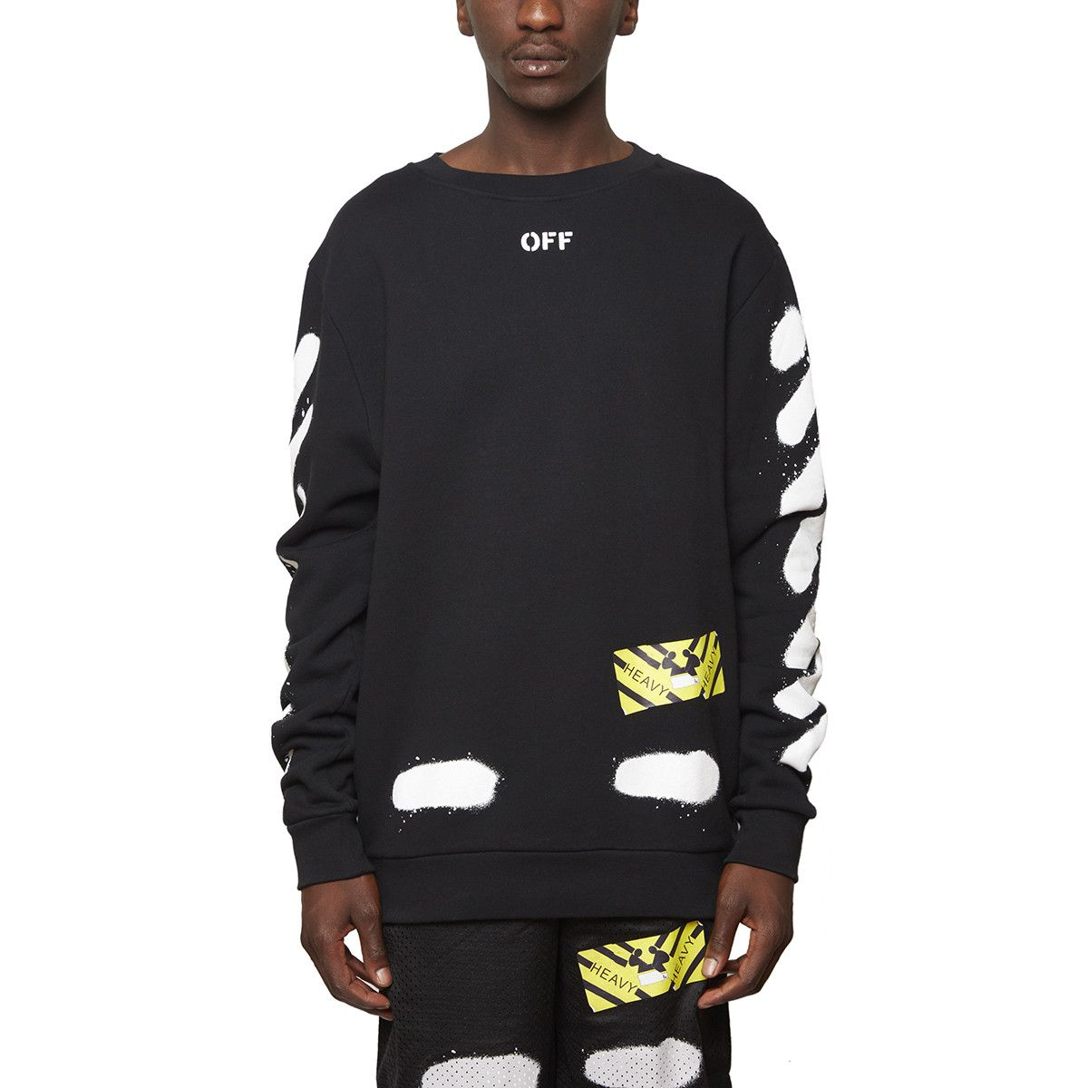 fd31e6dd Champion hoodie from the S/S2018 Off-White c/o Virgil Abloh collection in  green
