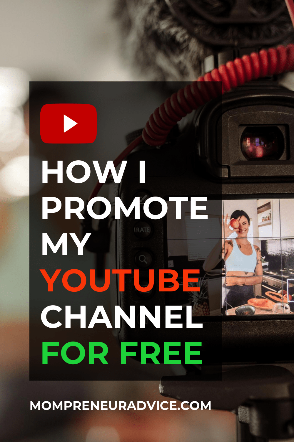 How I Promote My Youtube Channel For Free Youtube Channel Youtube Comments