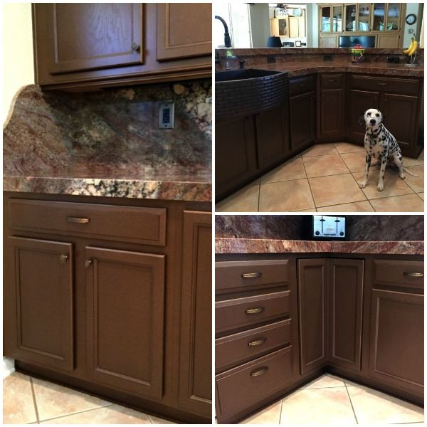 Metallic Paint On Kitchen Cabinets Jpg 600 600 Updating House Painting Cabinets Modern Masters