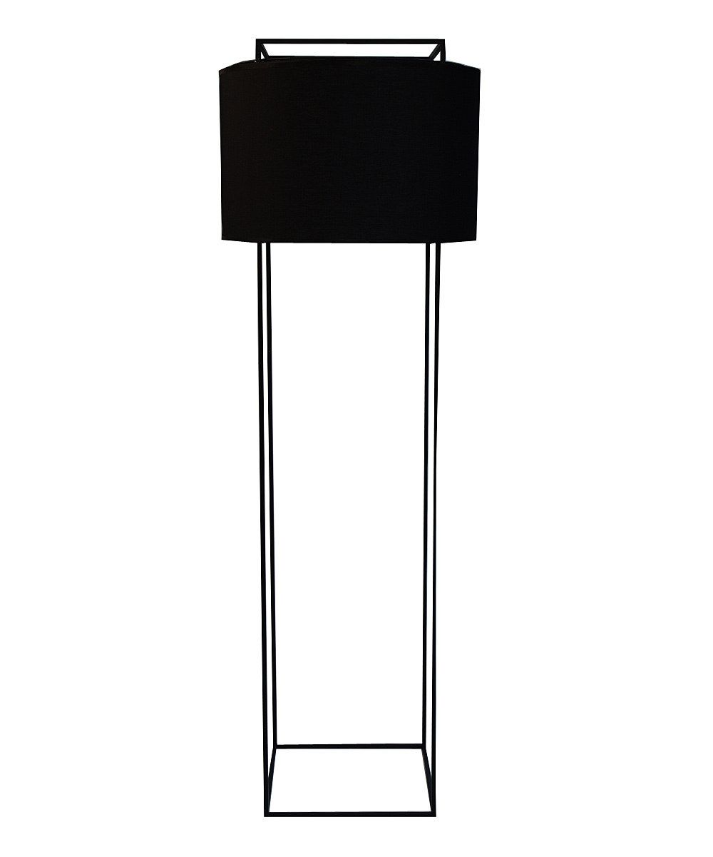 Black Marion Floor Lamp on zulily today!