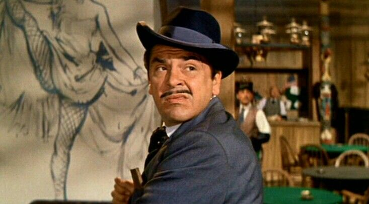 Image result for ernie kovacs in north to alaska