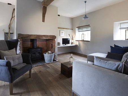 Superb Cartshed Cottages, Sharrington Hall In Sharrington, Norfolk · Holiday  DestinationsHall InteriorInterior DesignLiving ...