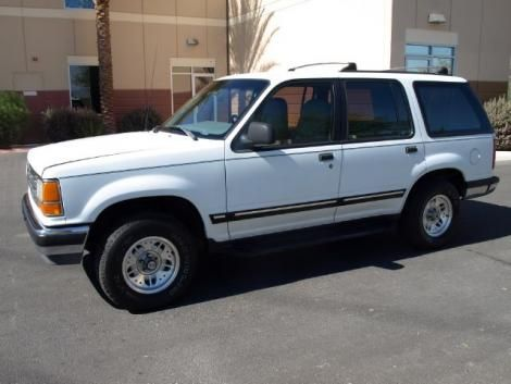 Ford Explorer Xlt 93 For Sale In Nevada 2995 With Images