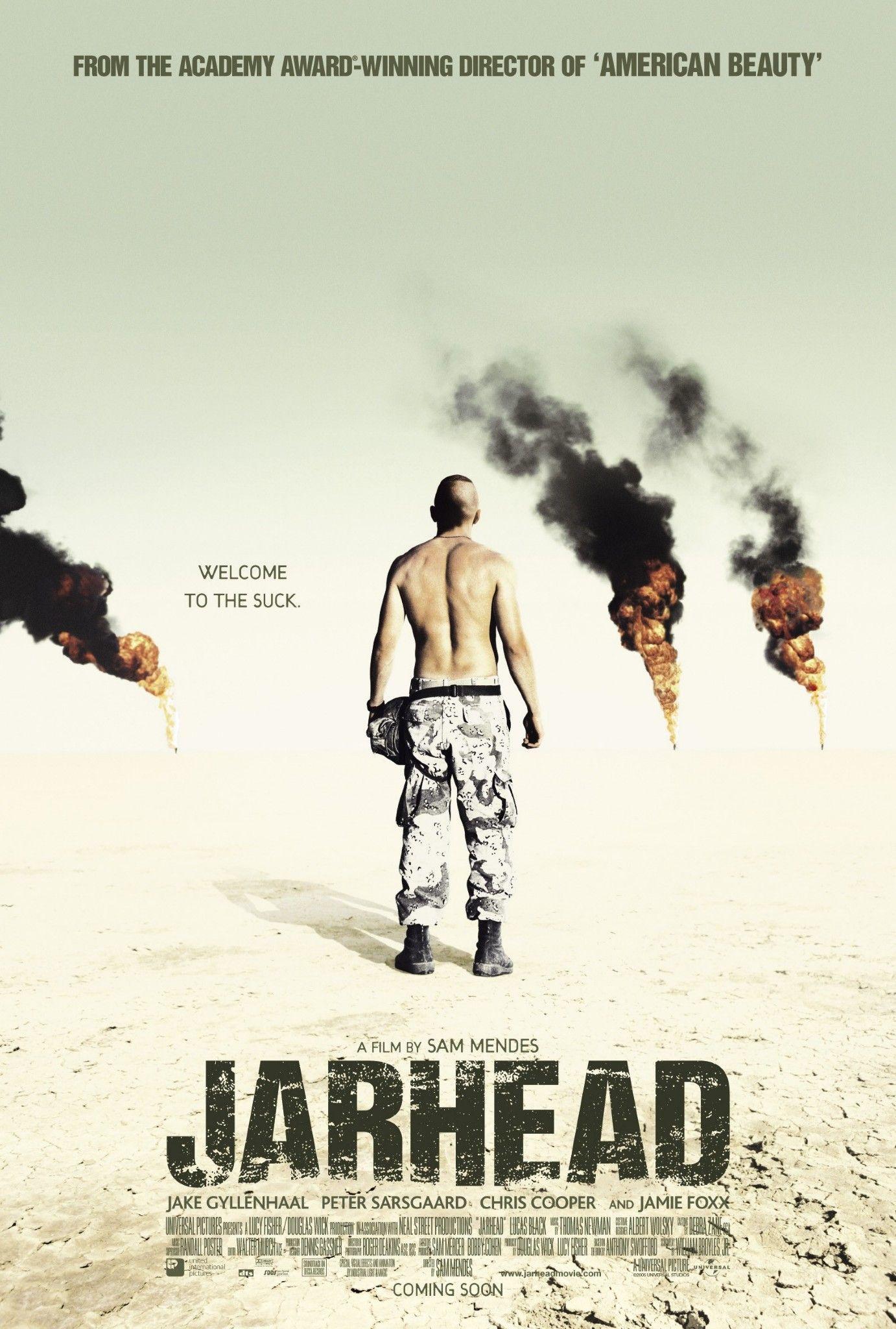 Jarhead 2005 Jarhead Streaming Movies War Movies