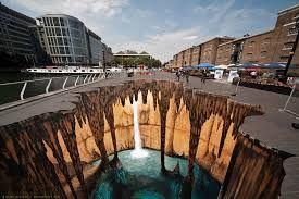 Resultado de imagem para 3d street art