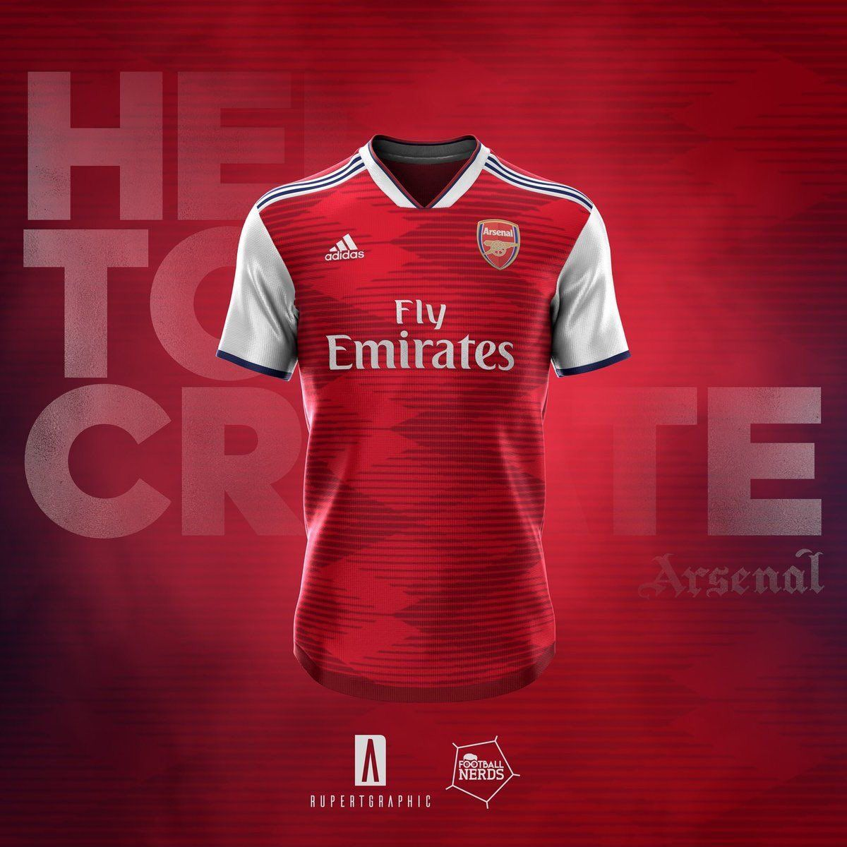a44611abf05 Arsenal x Adidas | a | Football shirts, Soccer shirts, Soccer kits